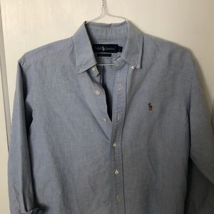Ralph Lauren button down dress shirt